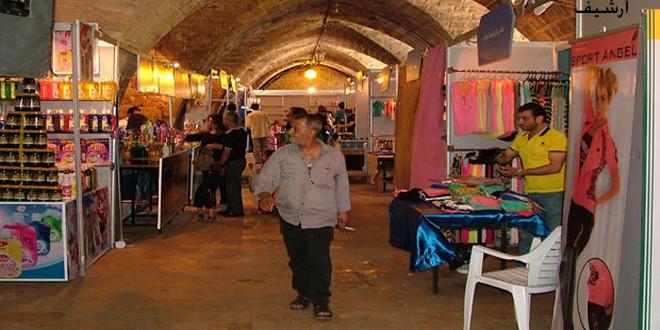 58 معرضا وبازارا ومهرجان تسوق وسوق بيع خلال العام2015
