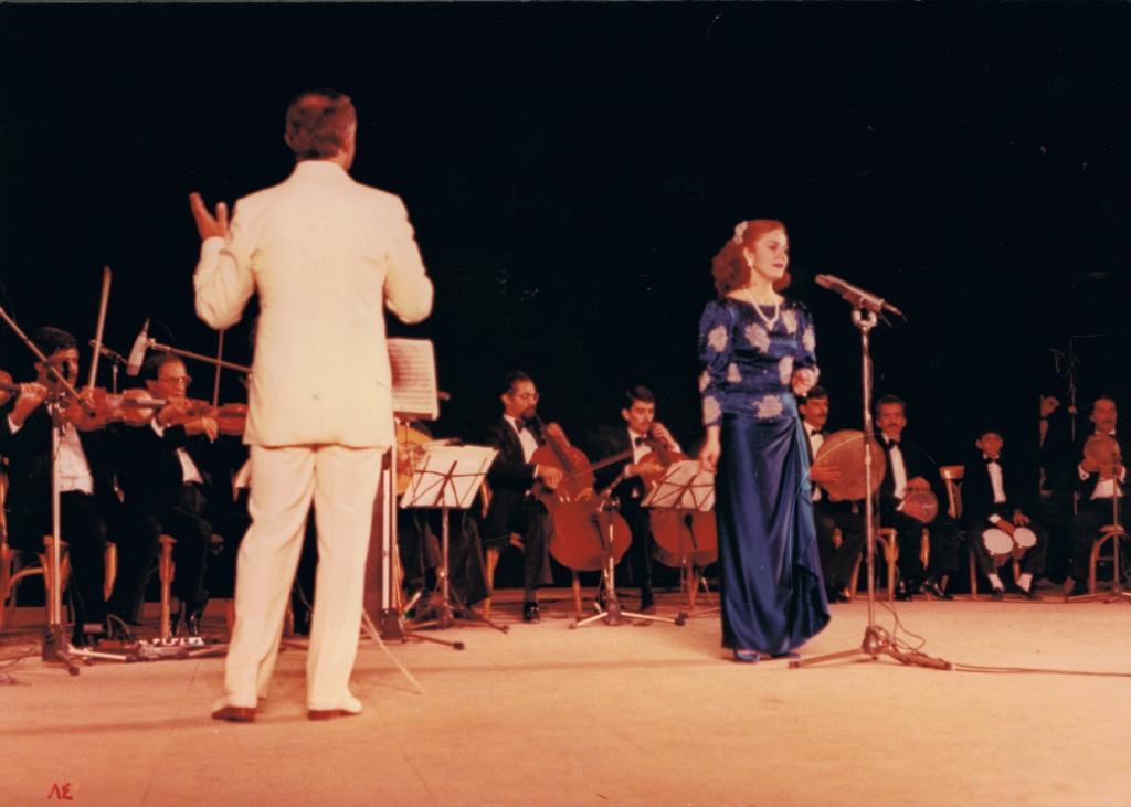 معرض دمشق الدولي 1984