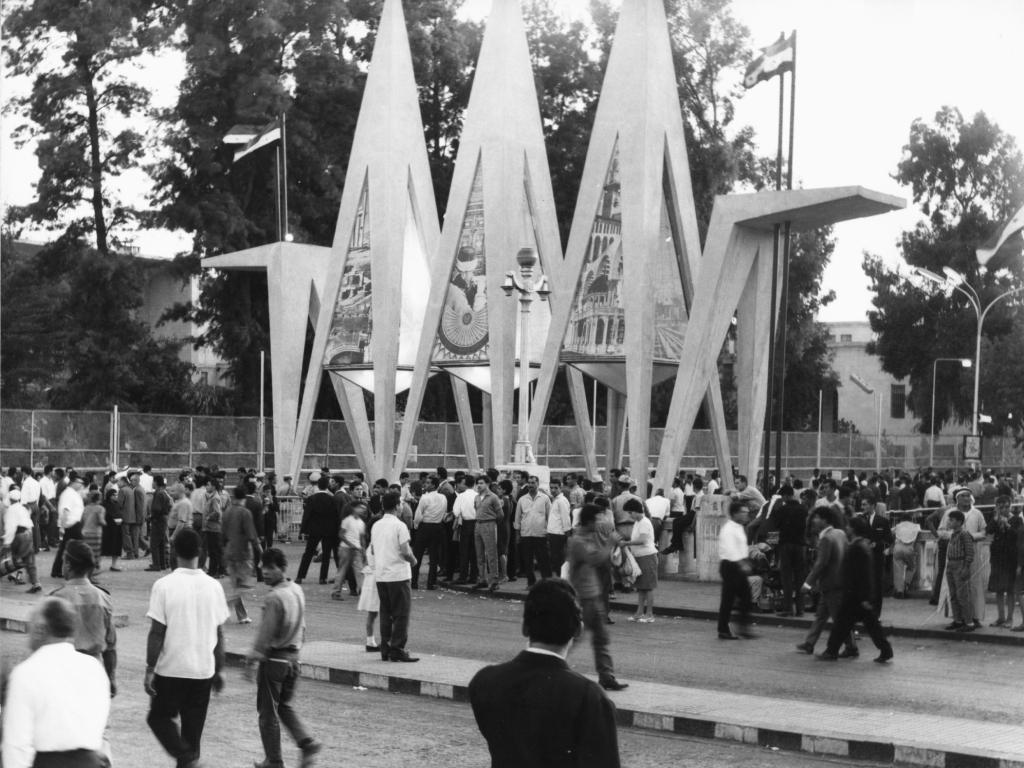 معرض دمسق الدولي 1965