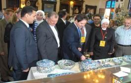 ضمن نشاطات دمشق مدينة مبدعة… فعالية خاصة بشيوخ الكار للحرف اليدوية-فيديو